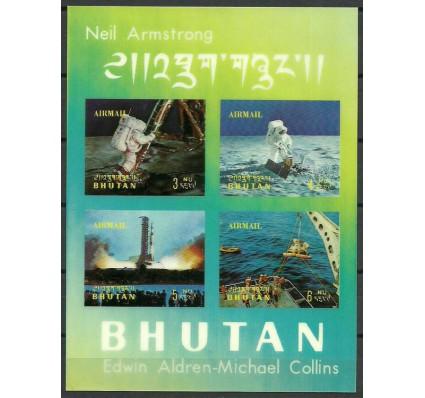 Bhutan 1969 Mi bl 34 Czyste **