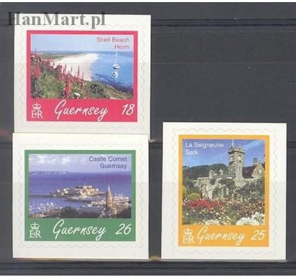 Znaczek Guernsey 1997 Mi 736-738 Czyste **