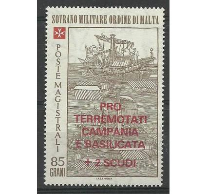 Znaczek Zakon Maltański 1981 Mi 187 Czyste **