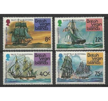 Znaczek Wyspy Dziewicze 1976 Mi 309-312 Czyste **
