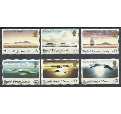 Znaczek Wyspy Dziewicze 1980 Mi 397-402 Czyste **