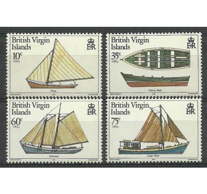 Znaczek Wyspy Dziewicze 1984 Mi 490-493 Czyste **