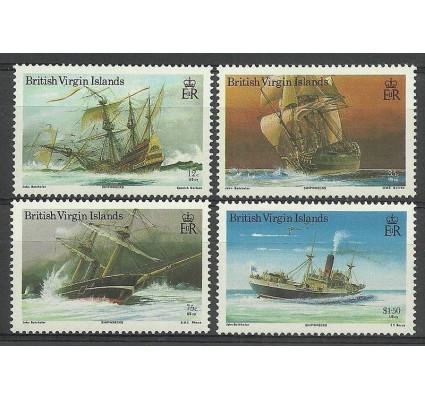 Znaczek Wyspy Dziewicze 1987 Mi 585-588 Czyste **
