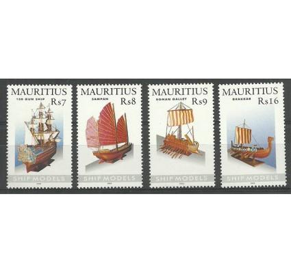 Znaczek Mauritius 2005 Mi 1009-1012 Czyste **