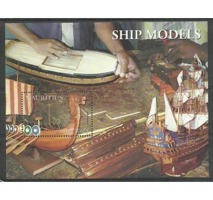 Znaczek Mauritius 2005 Mi bl 27 Czyste **