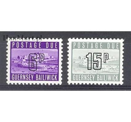 Guernsey 1976 Mi por 16-17 Czyste **
