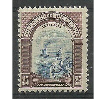 Znaczek Mozambik 1925 Mi 160ge Z podlepką *