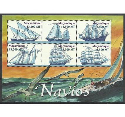 Znaczek Mozambik 2002 Mi ark 2183-2188 Czyste **