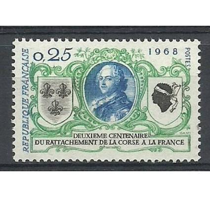 Znaczek Francja 1968 Mi 1637 Czyste **