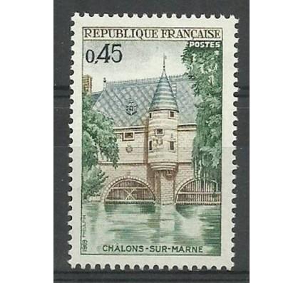 Znaczek Francja 1969 Mi 1673 Czyste **
