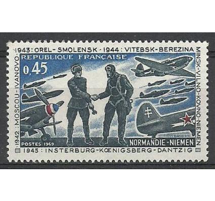 Znaczek Francja 1969 Mi 1684 Czyste **
