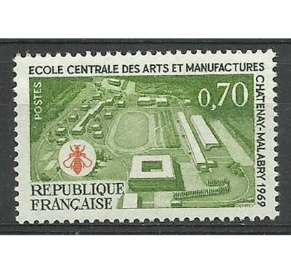 Znaczek Francja 1969 Mi 1685 Czyste **