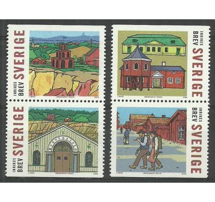 Znaczek Szwecja 2004 Mi 2402-2405 Czyste **
