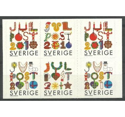 Znaczek Szwecja 2010 Mi 2782-2785 Czyste **