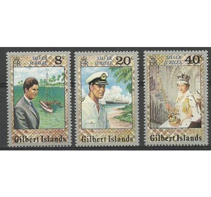 Znaczek Gilbert Islands 1977 Mi 288-290 Czyste **