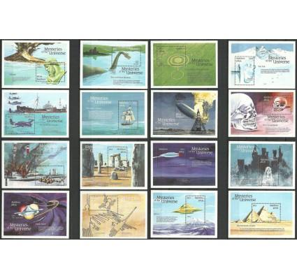 Znaczek Malediwy 1992 Mi bl 244-259 Czyste **