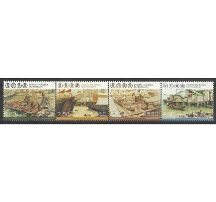 Znaczek Makau 2012 Mi 1793-1796 Czyste **