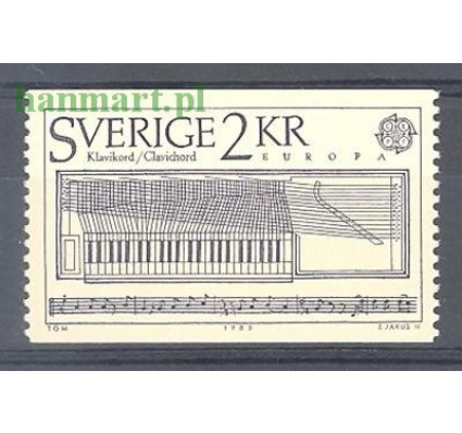 Znaczek Szwecja 1985 Mi 1328 Czyste **