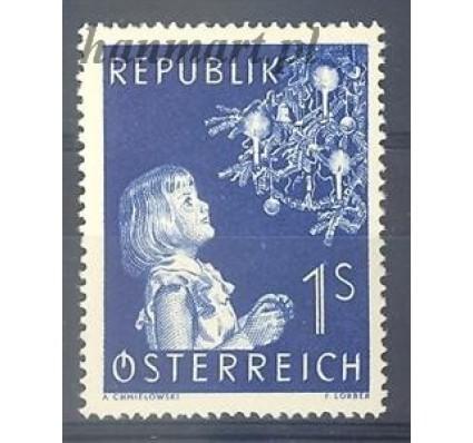 Znaczek Austria 1954 Mi 1009 Czyste **