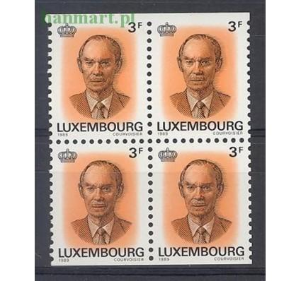 Znaczek Luksemburg 1989 Mi h-blatt 5 Czyste **
