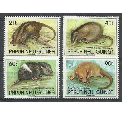 Znaczek Papua Nowa Gwinea 1993 Mi 677-680 Czyste **