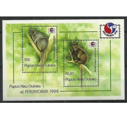 Znaczek Papua Nowa Gwinea 1994 Mi bl 6 Czyste **