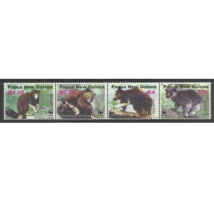 Znaczek Papua Nowa Gwinea 2003 Mi 1017-1020 Czyste **