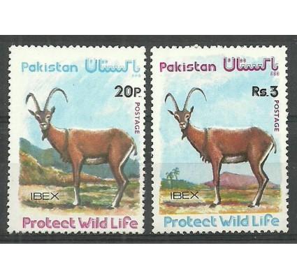 Znaczek Pakistan 1976 Mi 413-414 Czyste **
