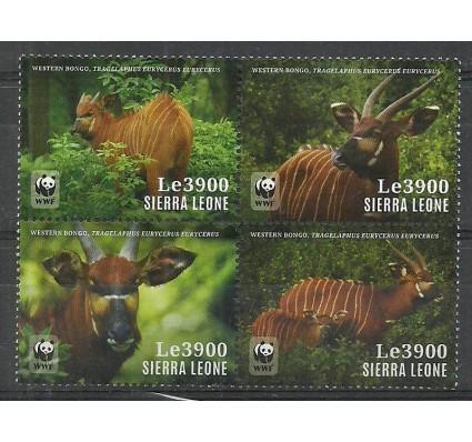 Znaczek Sierra Leone 2014 Mi 5850-5853 Czyste **