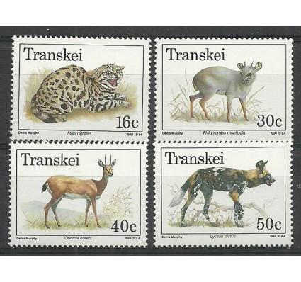 Znaczek Transkei 1988 Mi 226-229 Czyste **