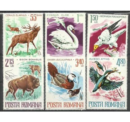 Znaczek Rumunia 1977 Mi 3417-3422 Czyste **