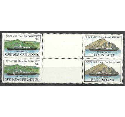 Znaczek Grenada i Grenadyny 1985 Mi (RDN) Czyste **