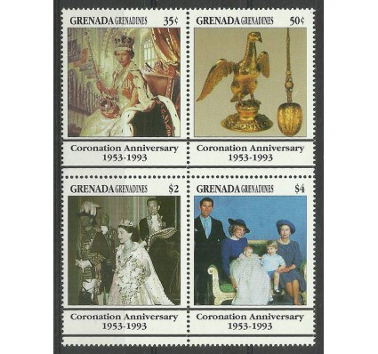 Grenada i Grenadyny 1993 Mi 1703-1706 Czyste **
