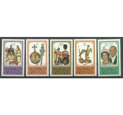 Znaczek Grenada 1977 Mi 82-826 Czyste **