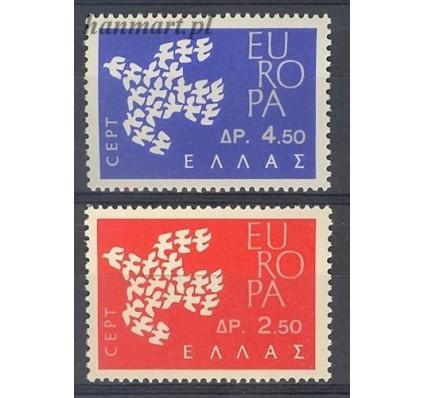 Znaczek Grecja 1961 Mi 775-776 Czyste **