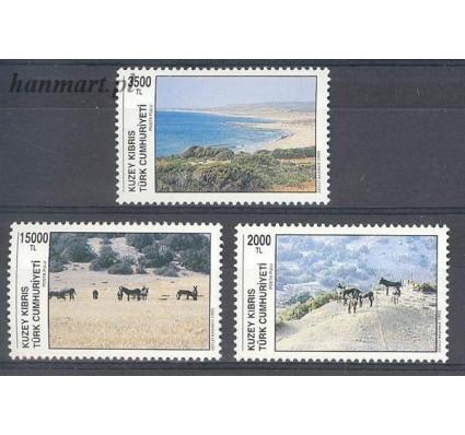 Cypr Północny 1995 Mi 392-394 Czyste **