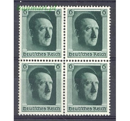 Znaczek Deutsches Reich / III Rzesza 1944 Mi 646 Czyste **