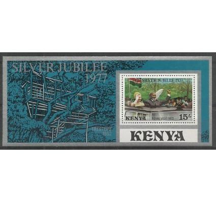 Kenia 1977 Mi bl 8 Czyste **