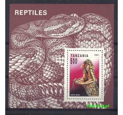 Znaczek Tanzania 1993 Mi bl 220 Czyste **