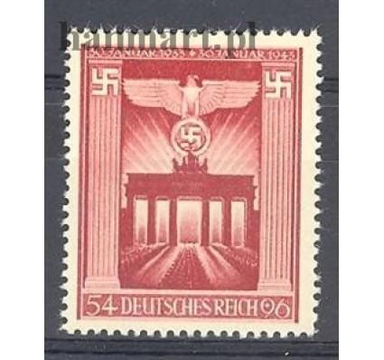 Znaczek Deutsches Reich / III Rzesza 1943 Mi 829 Czyste **