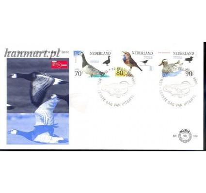 Znaczek Holandia 1994 Mi 1501-1503 FDC