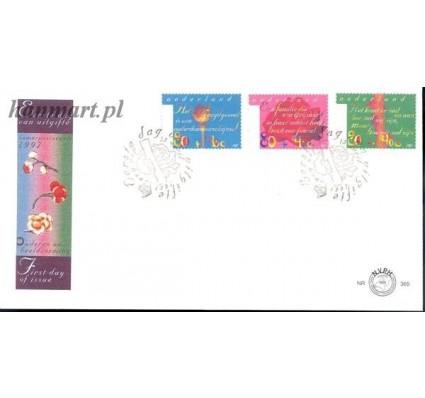 Holandia 1997 Mi 1613-1615 FDC