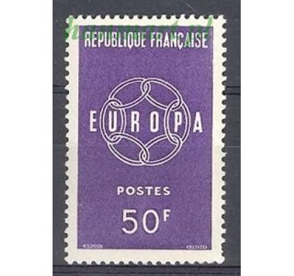 Znaczek Francja 1959 Mi 1263 Czyste **
