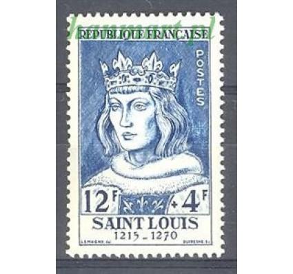 Znaczek Francja 1954 Mi 1015 Z podlepką *