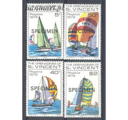 Znaczek Grenadines of St Vincent 1979 Mi 165-168 Czyste **
