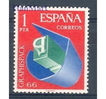 Znaczek Hiszpania 1966 Mi 1597 Czyste **