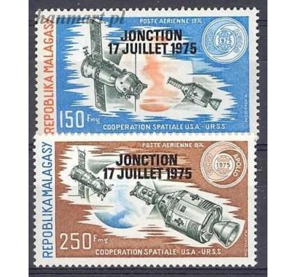 Znaczek Madagaskar 1975 Mi 753-754 Czyste **
