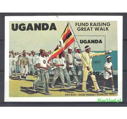 Uganda 1984 Mi bl 45 Czyste **