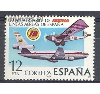 Znaczek Hiszpania 1977 Mi 2340 Czyste **
