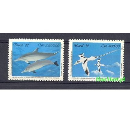Brazylia 1992 Mi 2455-2456 Czyste **